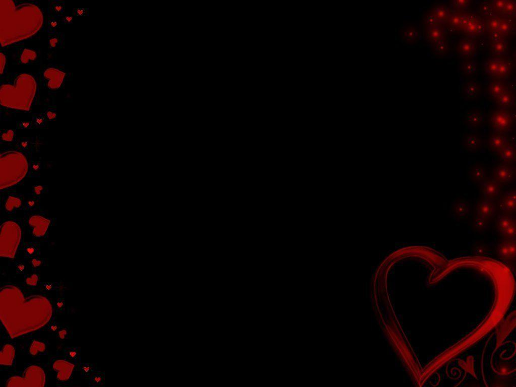red and black love wallpapers - photo #2