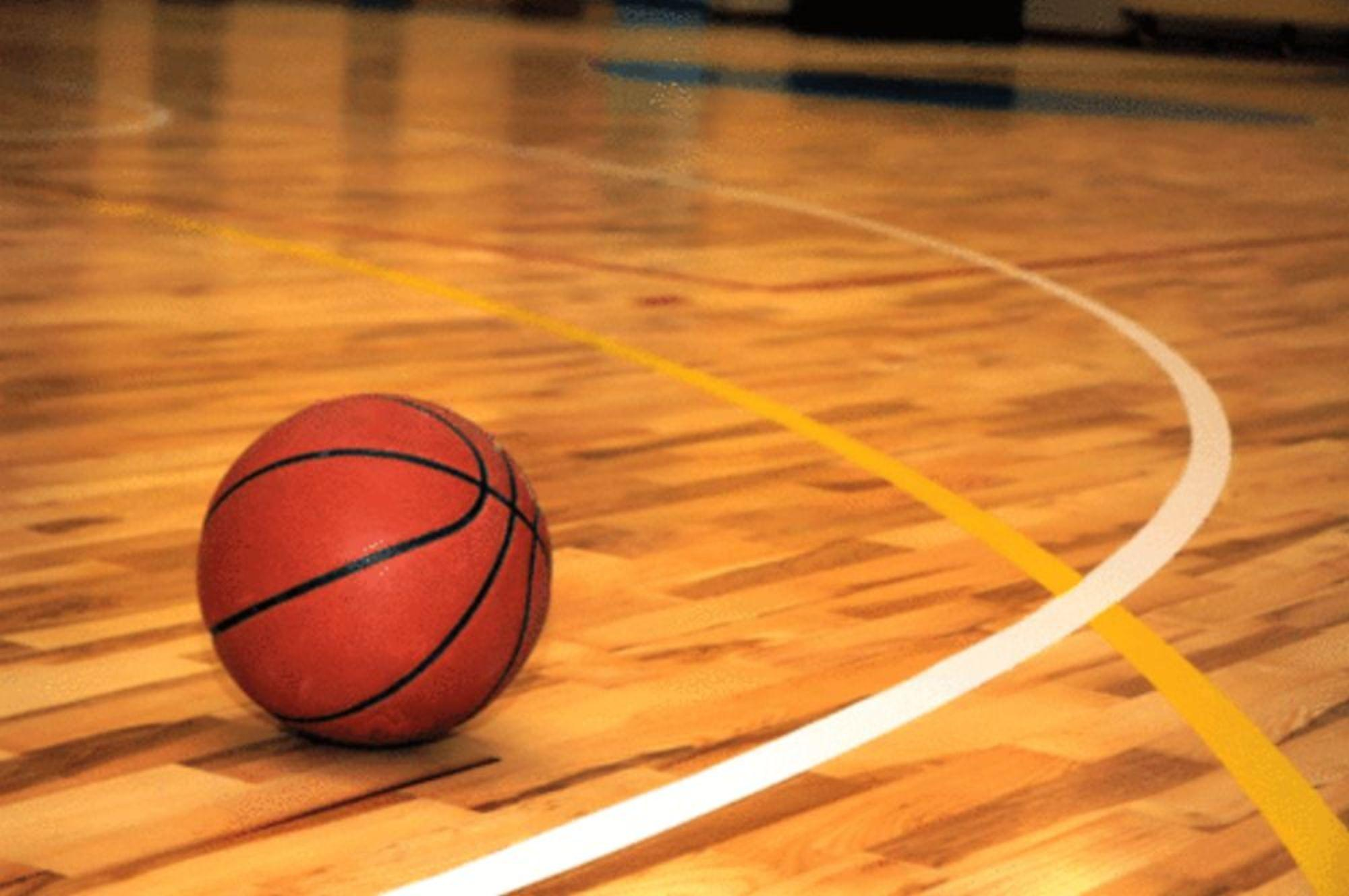Wallpapers For u003e Indoor Basketball Court Wallpaper