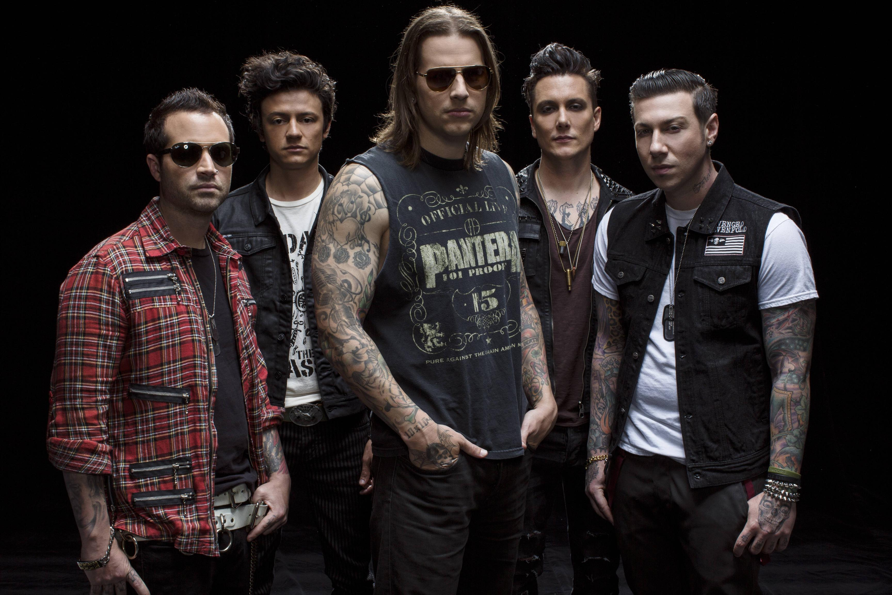 avenged sevenfold wallpapers for android