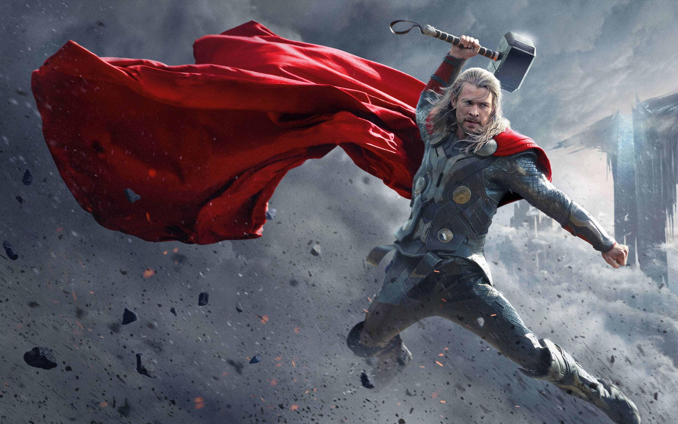 Thor HD Wallpapers Backgrounds Wallpaper