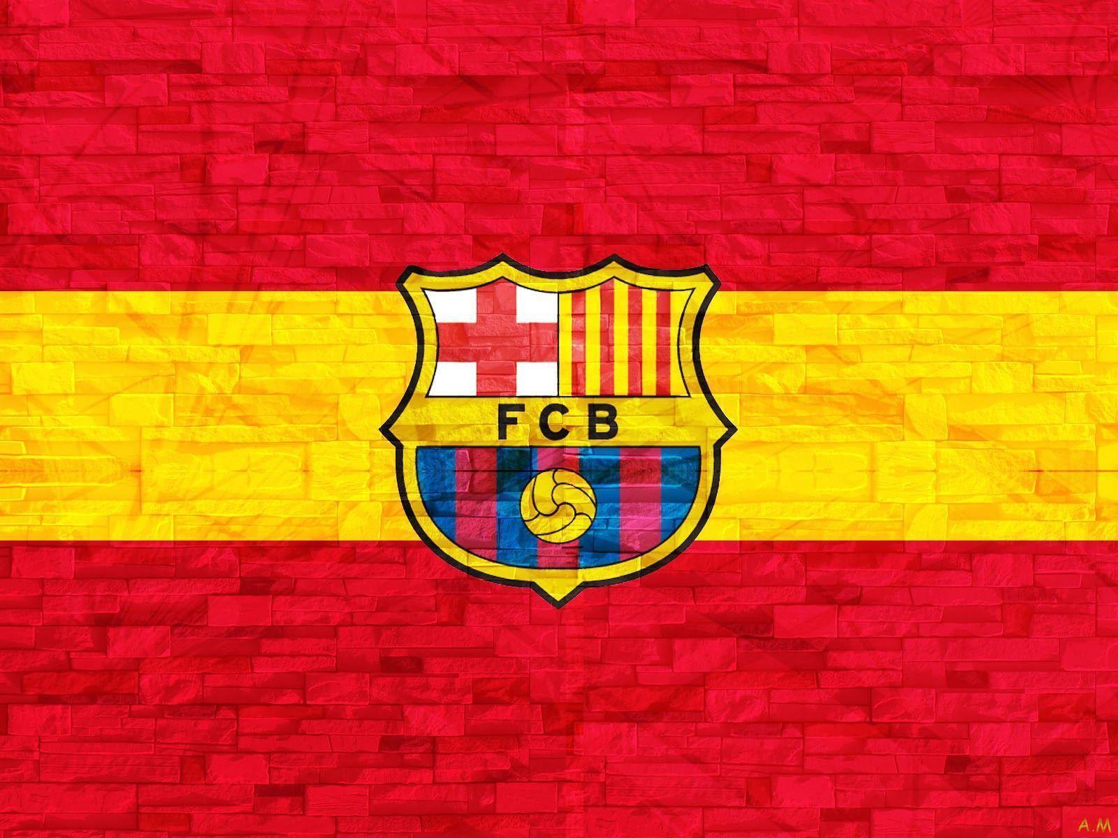 Barcelona Logo 2015 Wallpapers - Wallpaper Cave