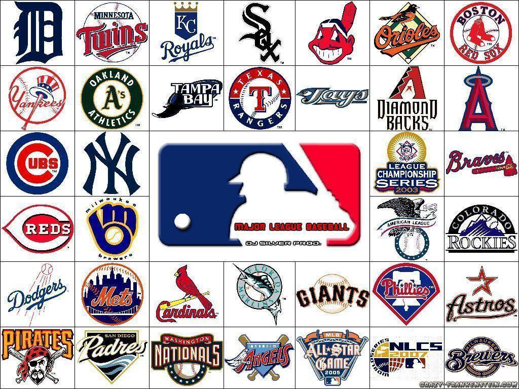 major league baseball wallpapers wallpaper cave rh wallpapercave com baseball team logos free baseball team logos free