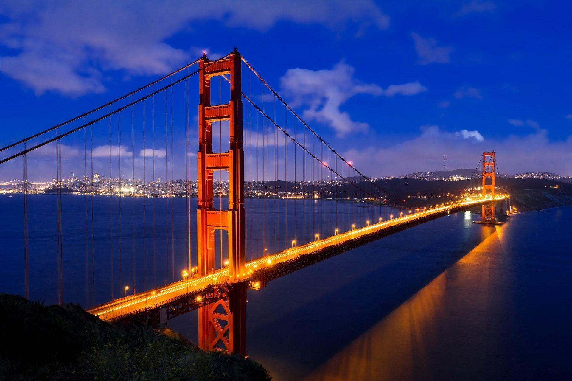 Golden Gate Bridge Wallpapers Wallpaper Cave