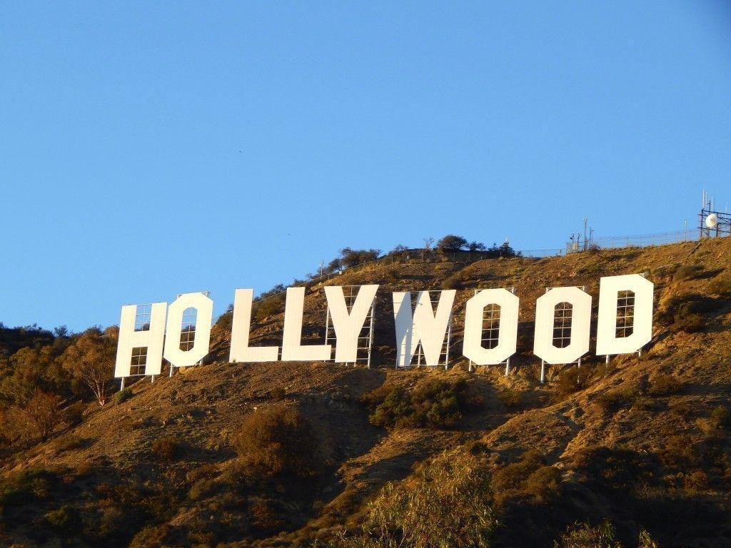 Images For Hollywood Sign At Sunset Wallpaper