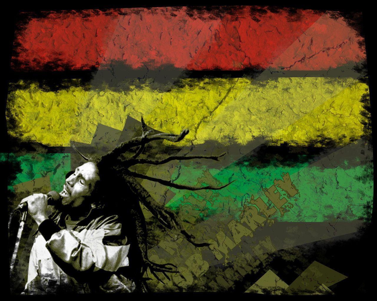 Bob Marley HD Wallpapers - Wallpaper Cave