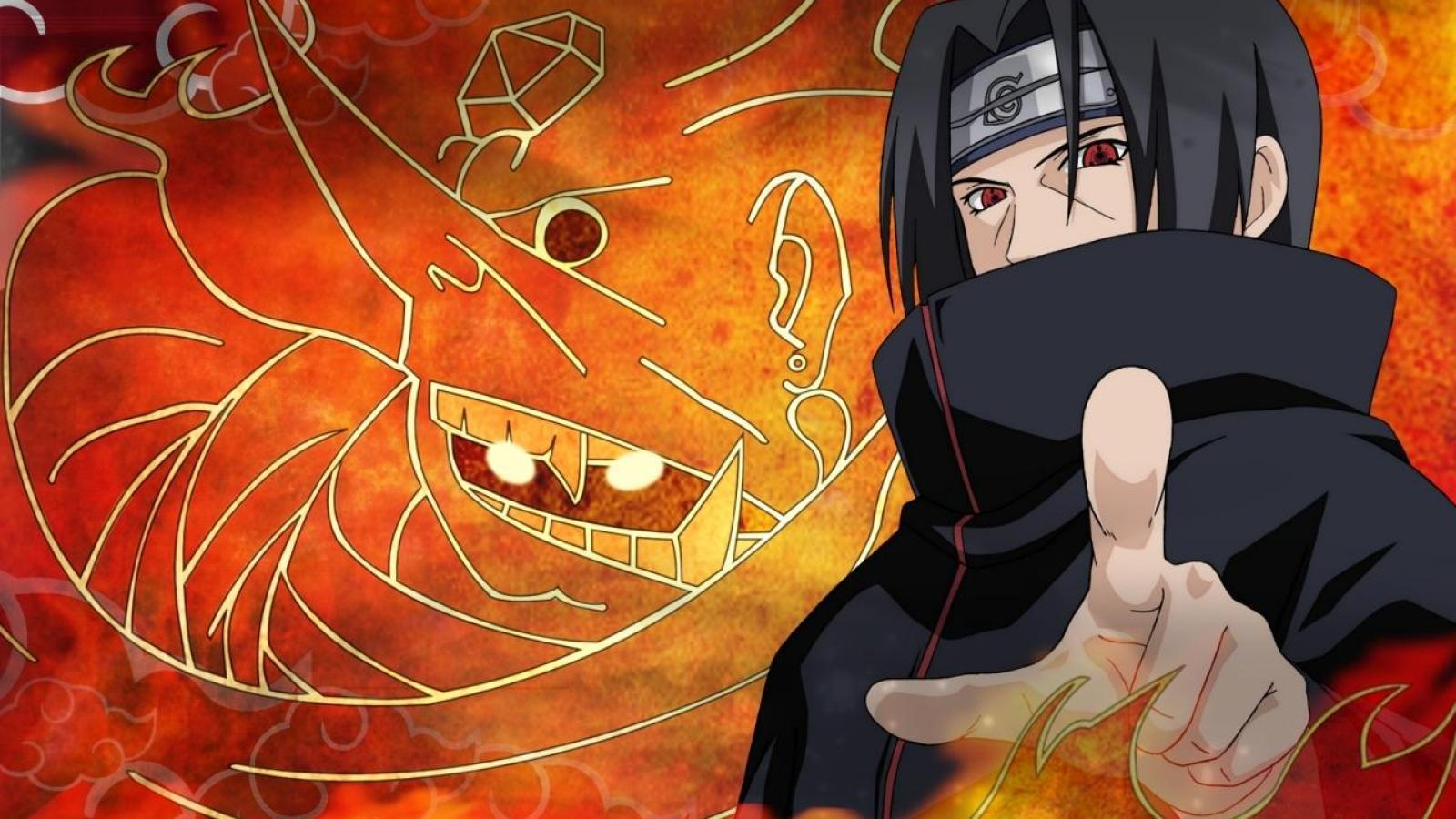 Itachi Susanoo Wallpapers - Wallpaper Cave