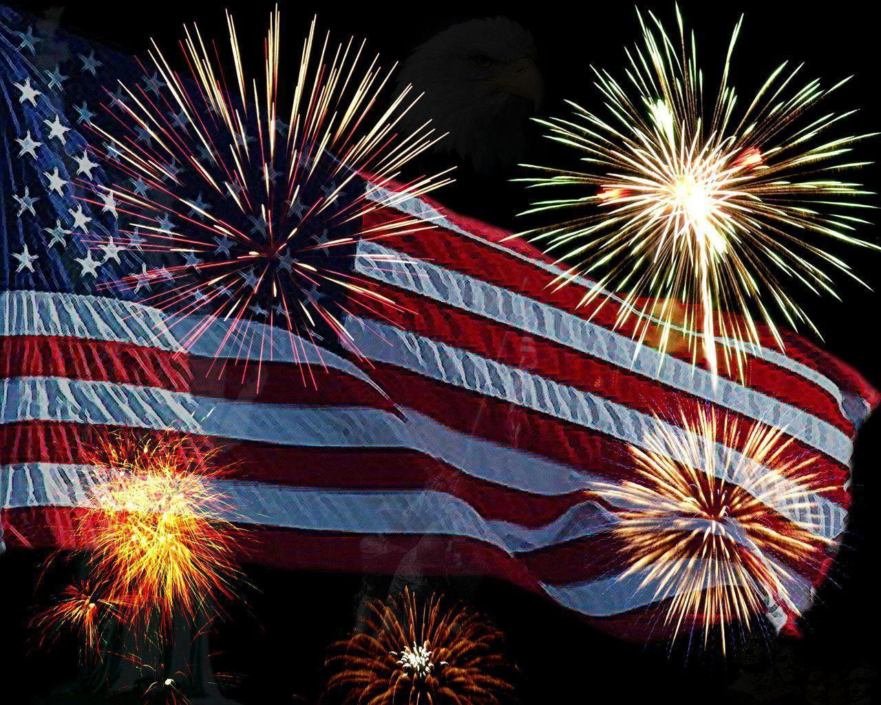 July 4th Wallpaper #43873 Hd Wallpapers Background - HDesktops.