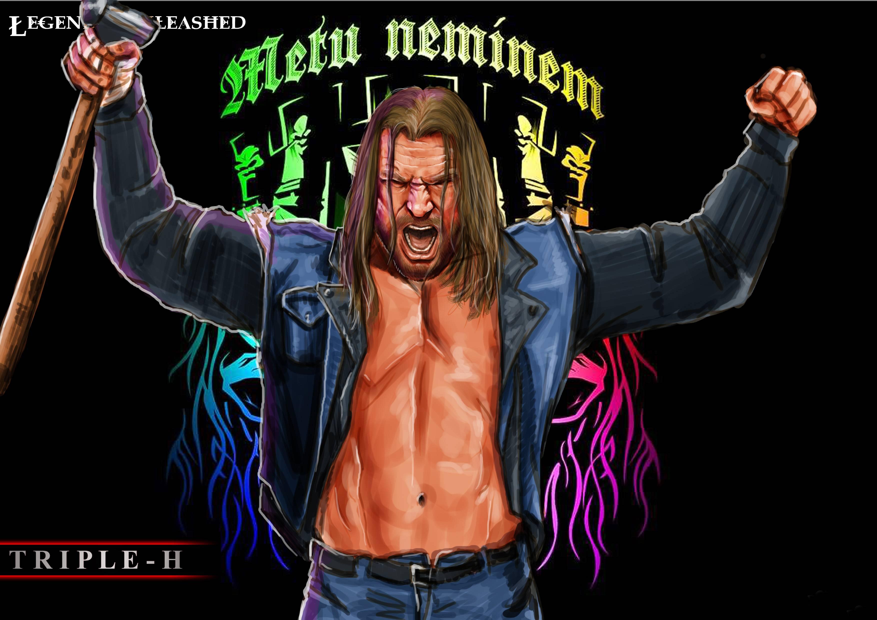 WWE Wallpapers Triple H