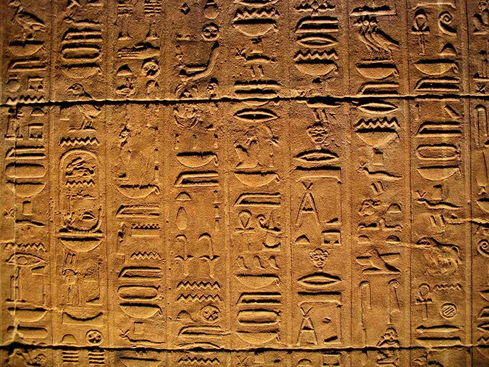 Egyptian hieroglyphs wallpapers wallpaper cave for 3d wallpaper for home egypt