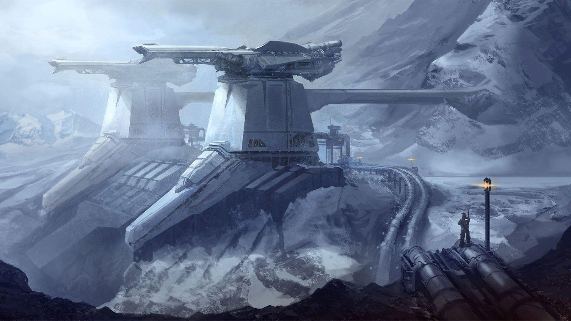 World Wallpaper Sci Fi Wallpaper