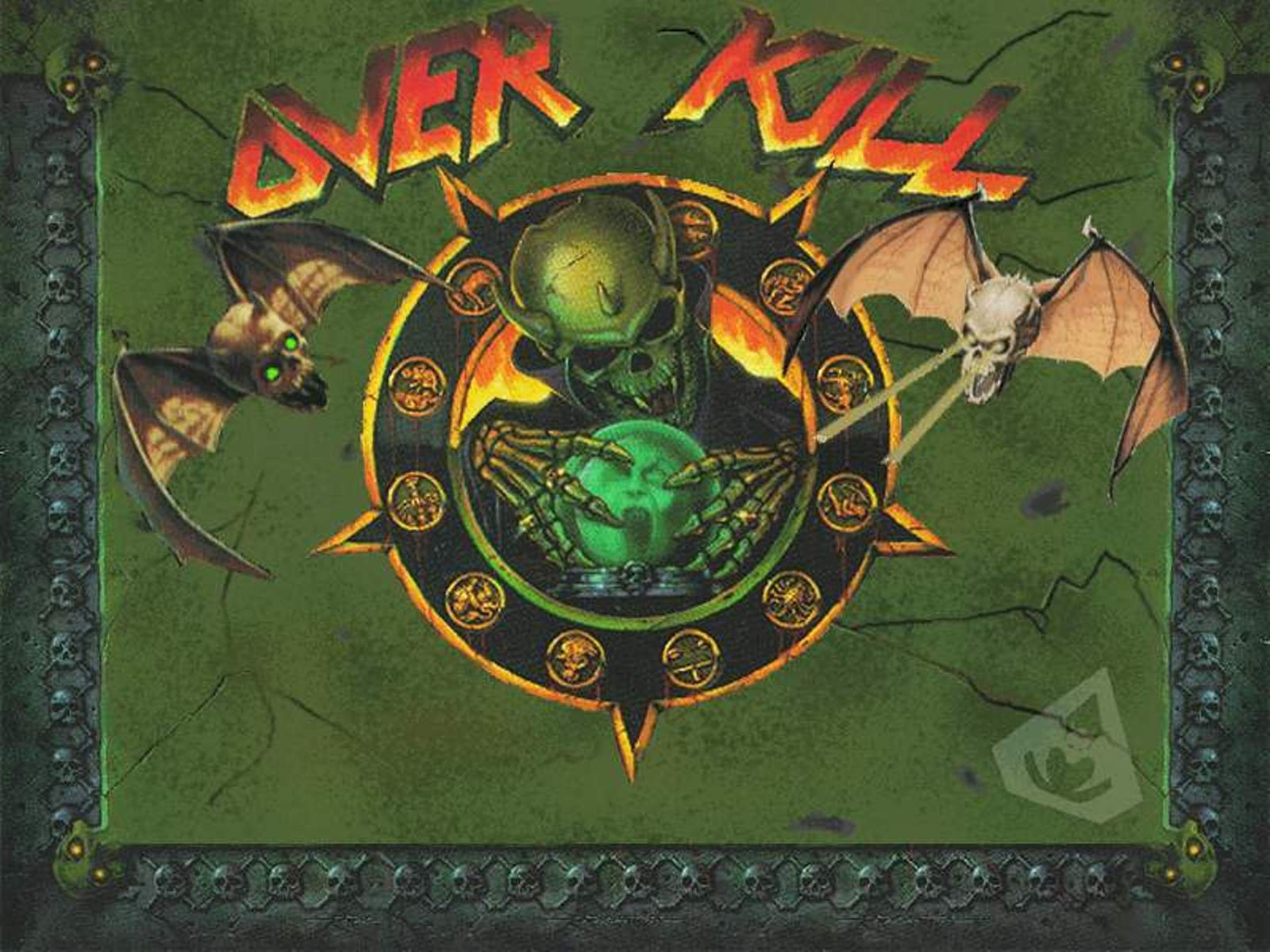 Download Overkill Wallpapers 1600x1200