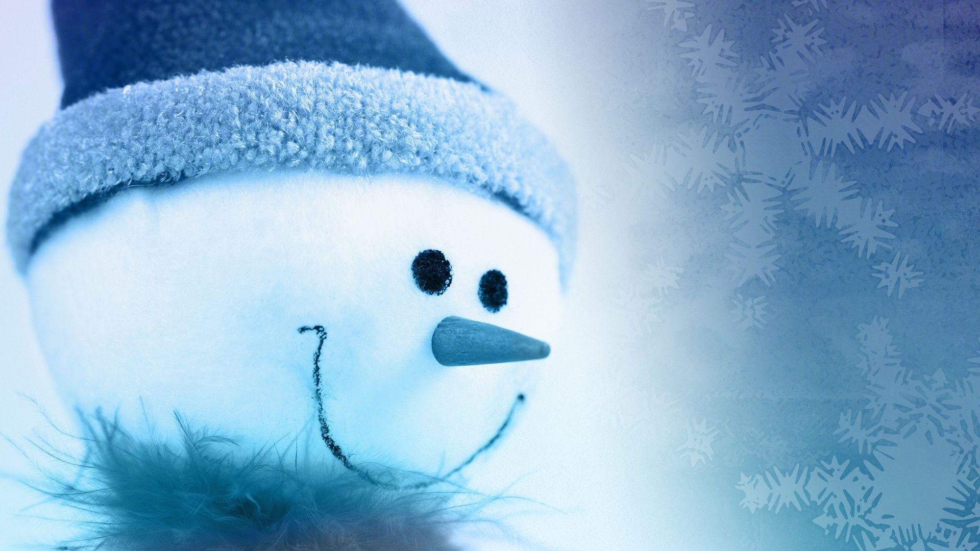 snowman desktop background - photo #8