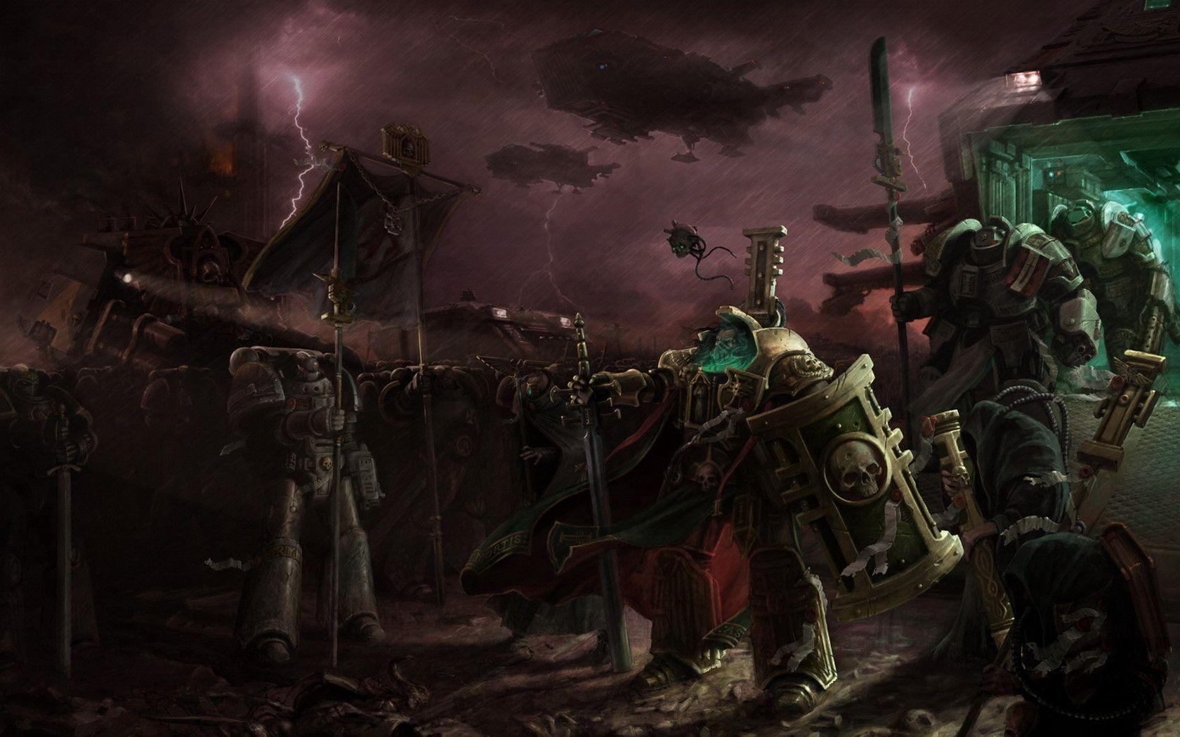 warhammer 40k desktop backgrounds 59 wallpapers � hd