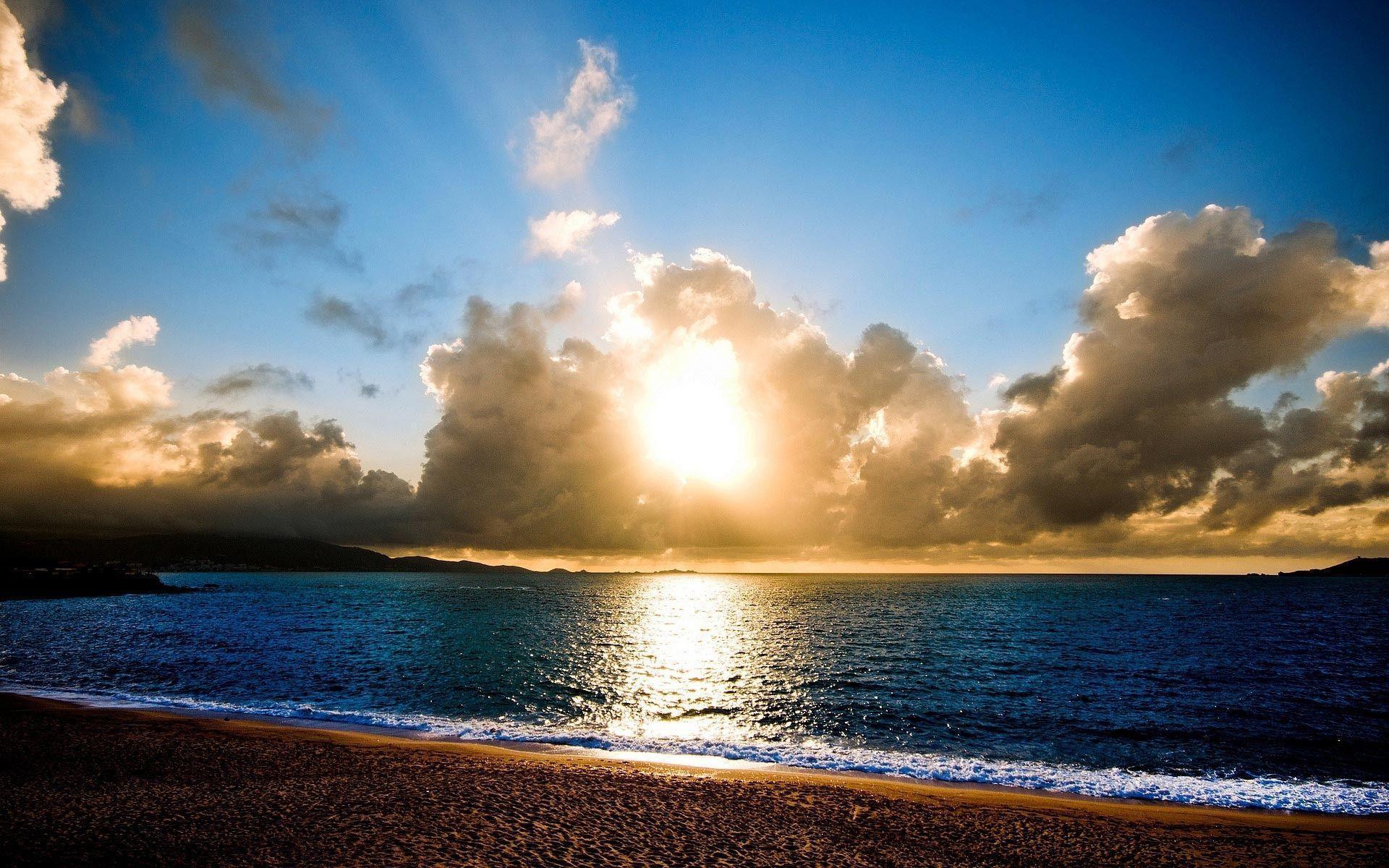 beach sunrise tumblr hd - photo #13