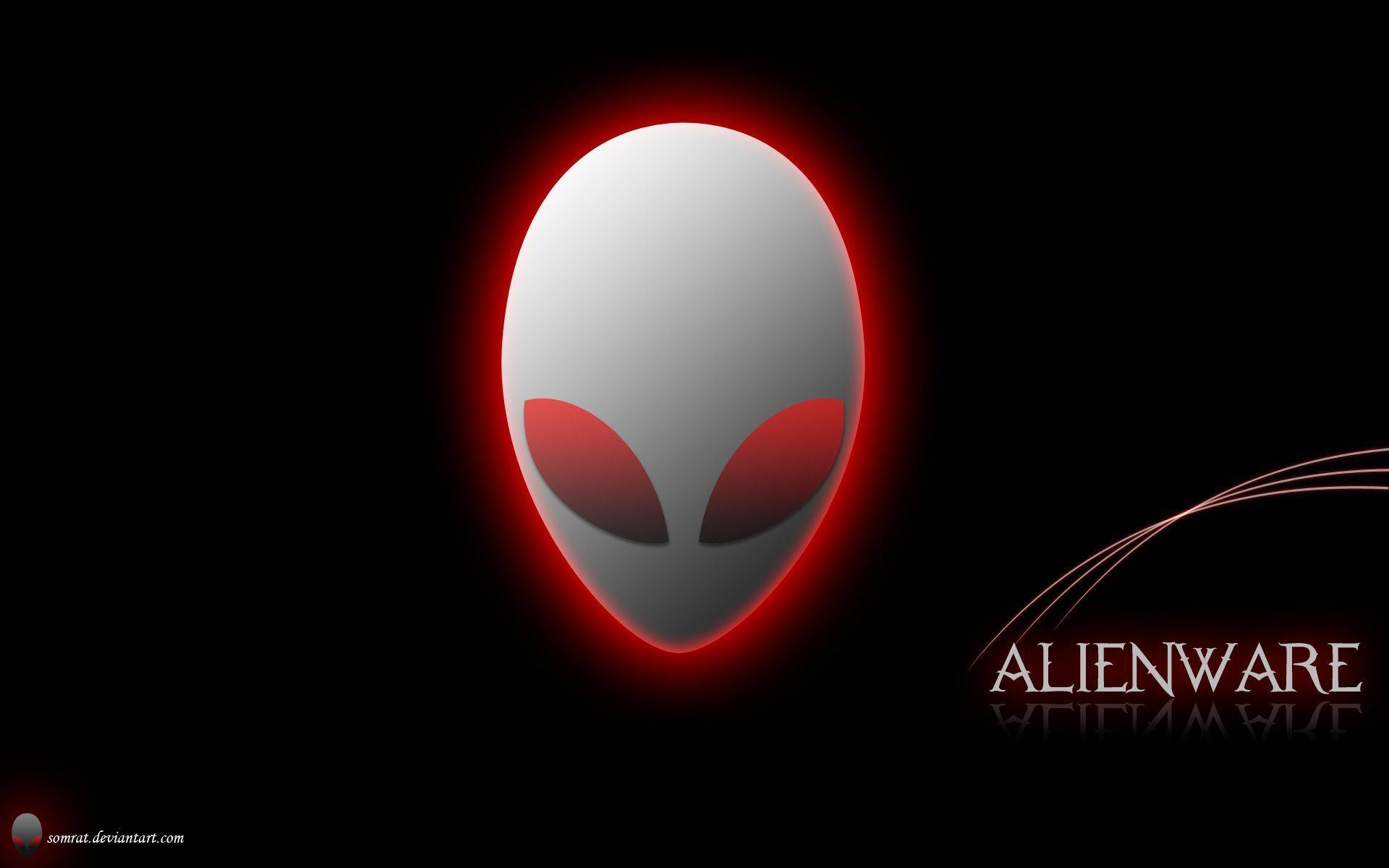 alienware wallpapers red - photo #11