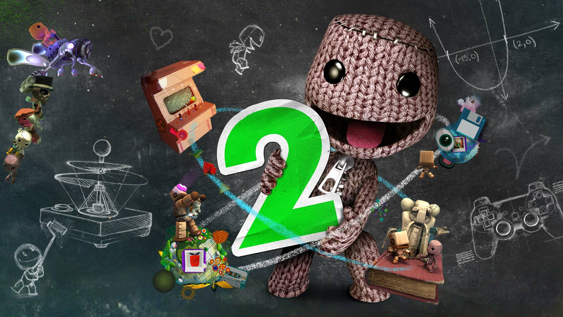 Littlebigplanet 2 Hd Computer Backgrounds