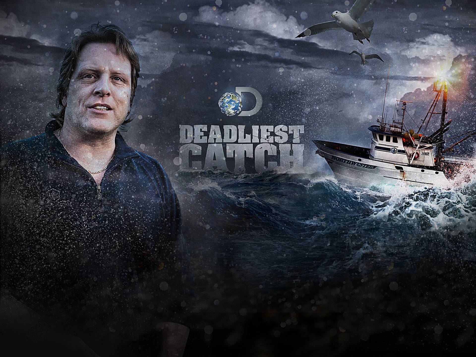 Immerse yourself in the ships from Deadliest Catch