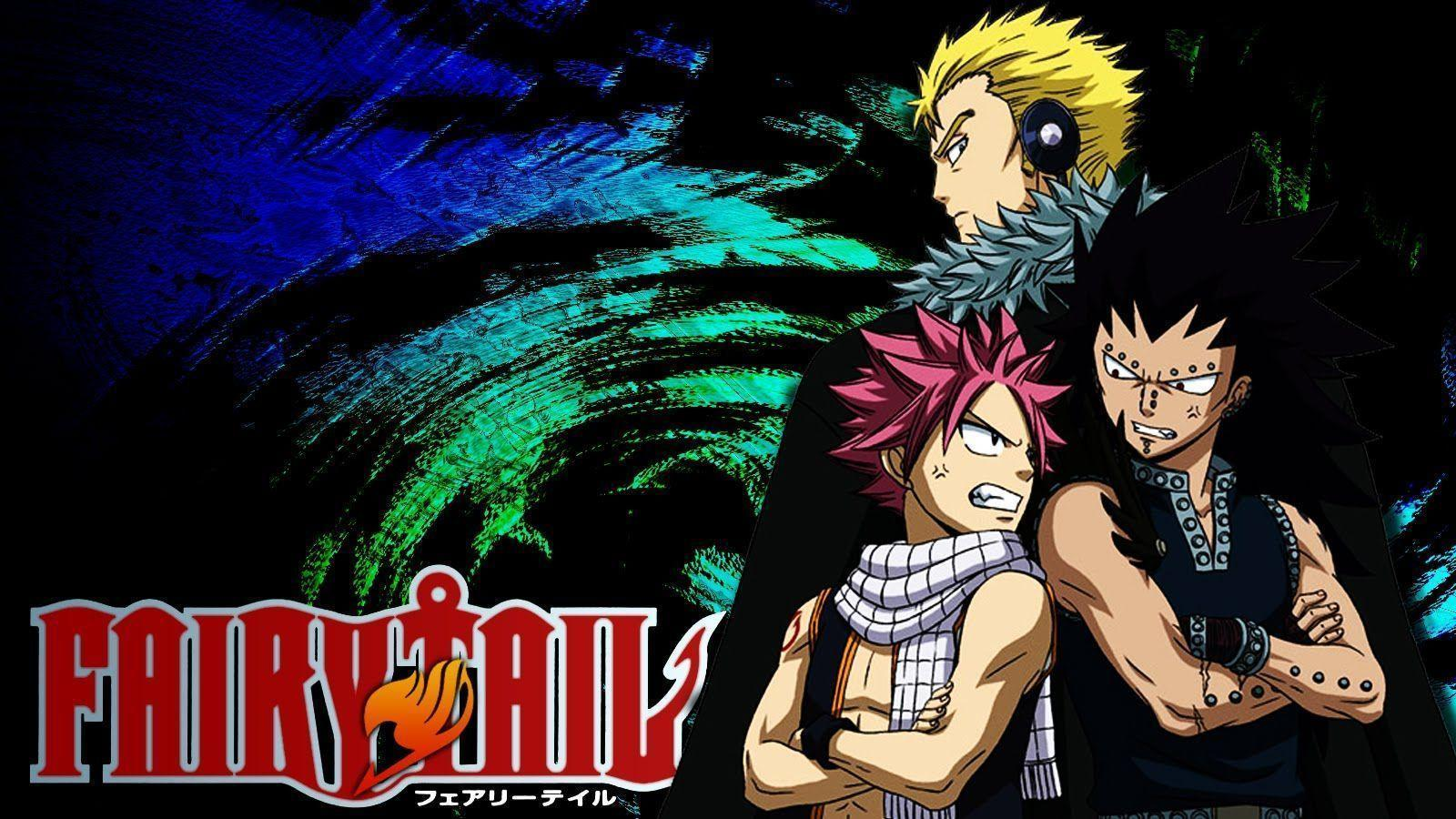 Fairy Tail 2015 Wallpapers HD