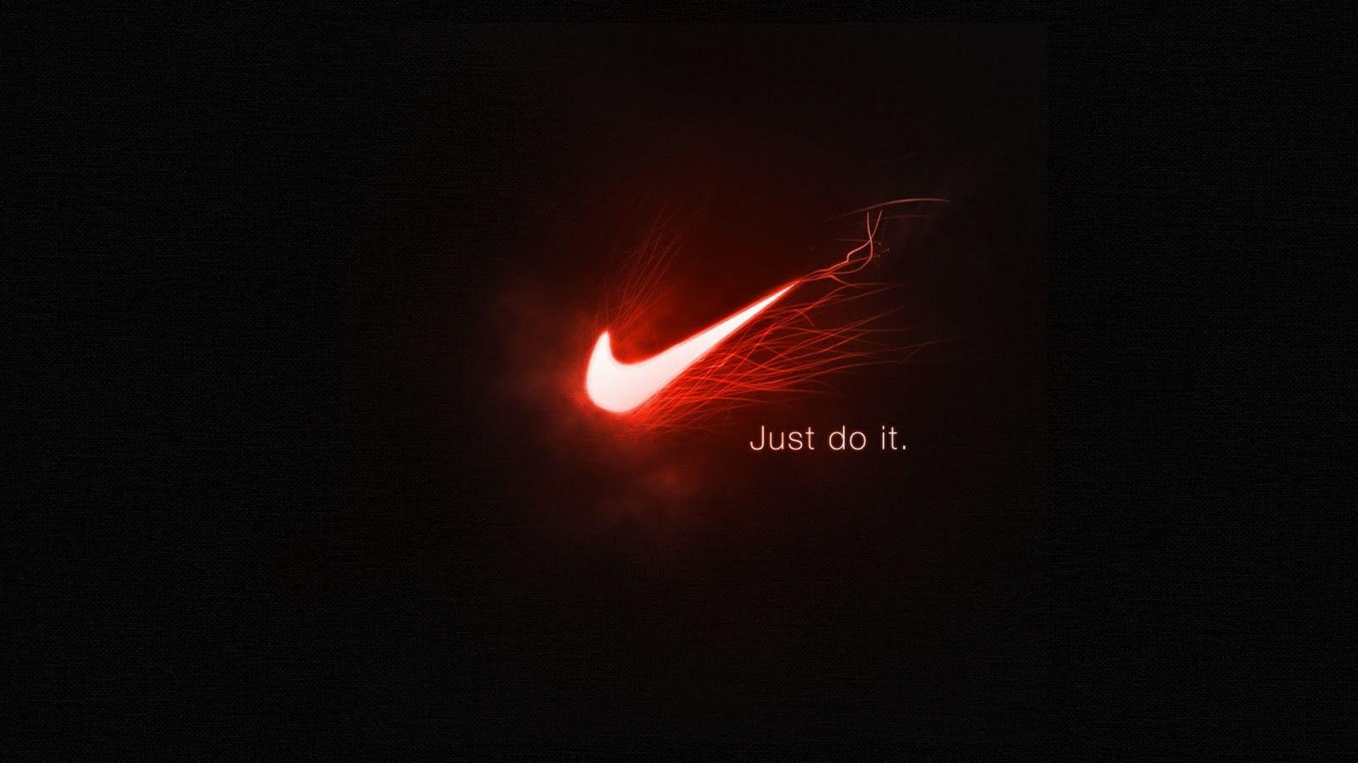 Nike Just Do It in Logos