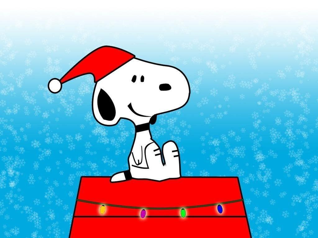 Snoopys Christmas.Snoopy Christmas Wallpapers Wallpaper Cave