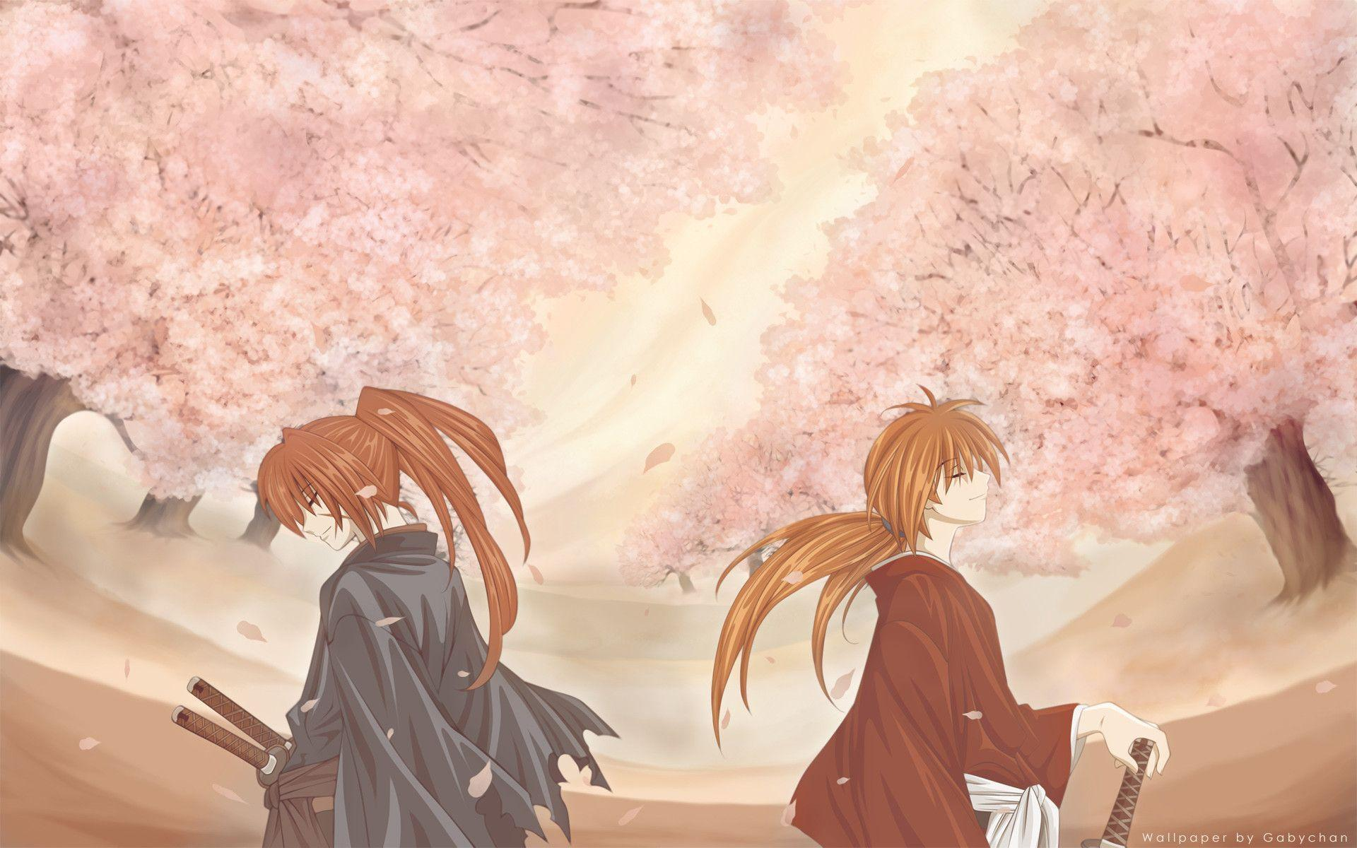 kenshin himura wallpaper - photo #5