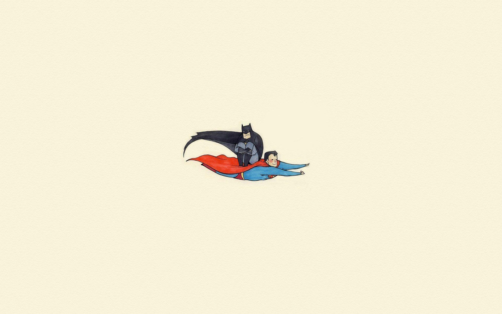 batman and superman cartoon wallpaper - photo #40