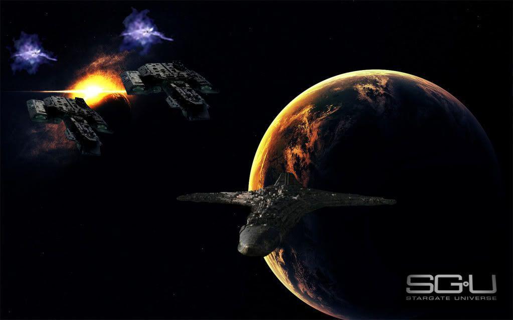 stargate wallpaper universe space - photo #13