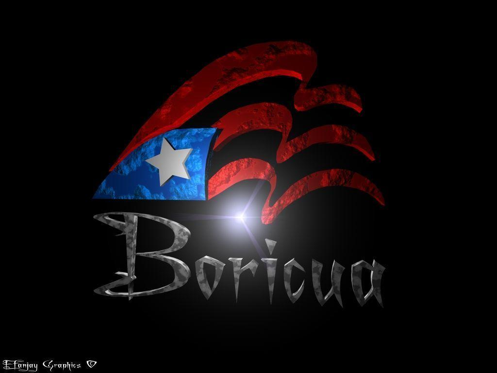 XP wallpaper, puerto rican flag