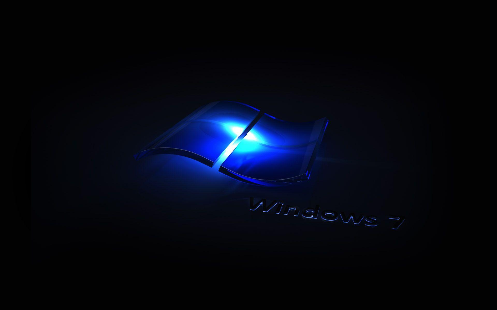 Blue Windows Logo Wallpapers