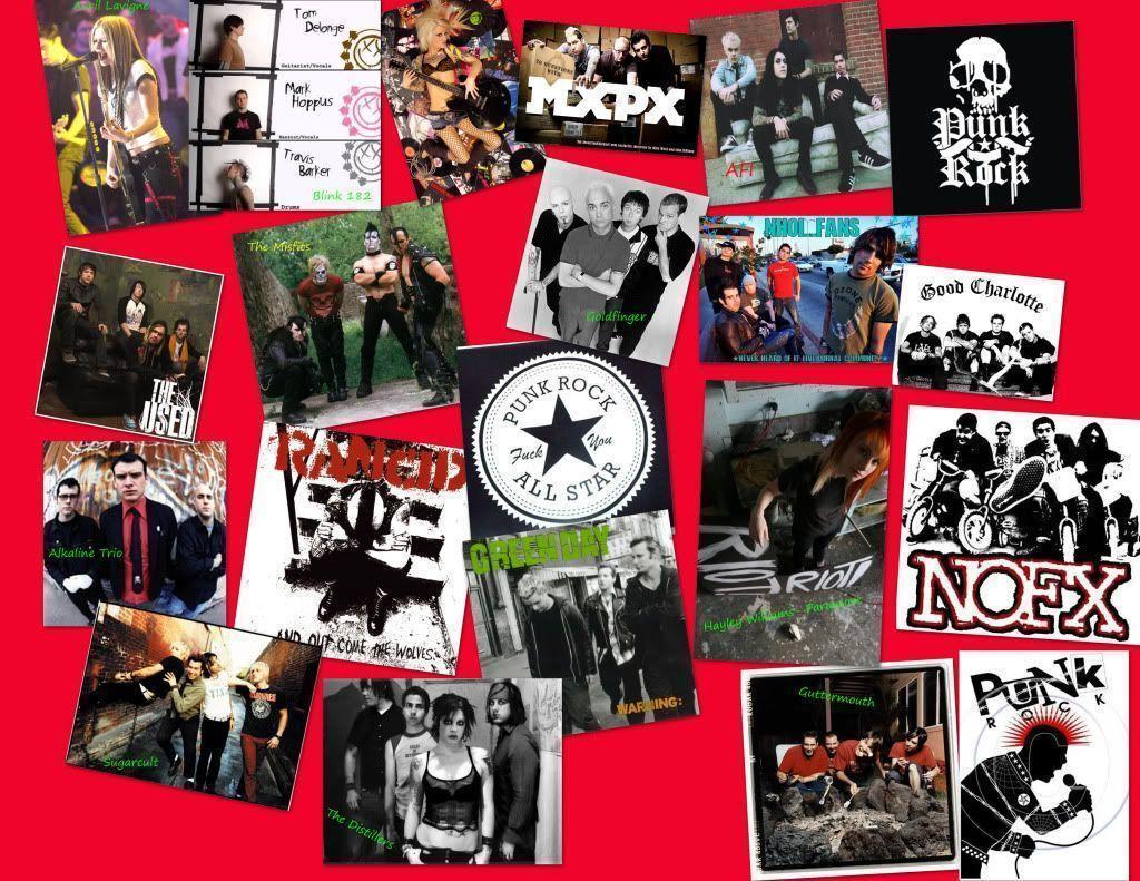 Punk Rock Backgrounds - Wallpaper Cave