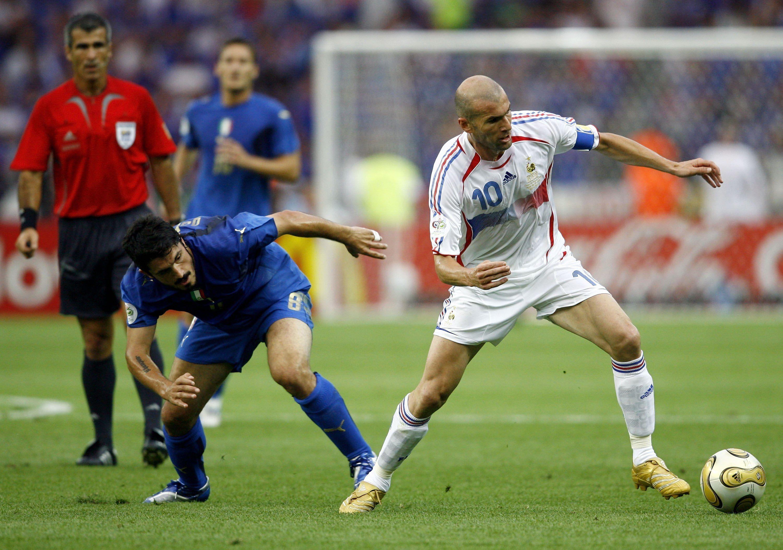 Zinedine Zidane Wallpa...