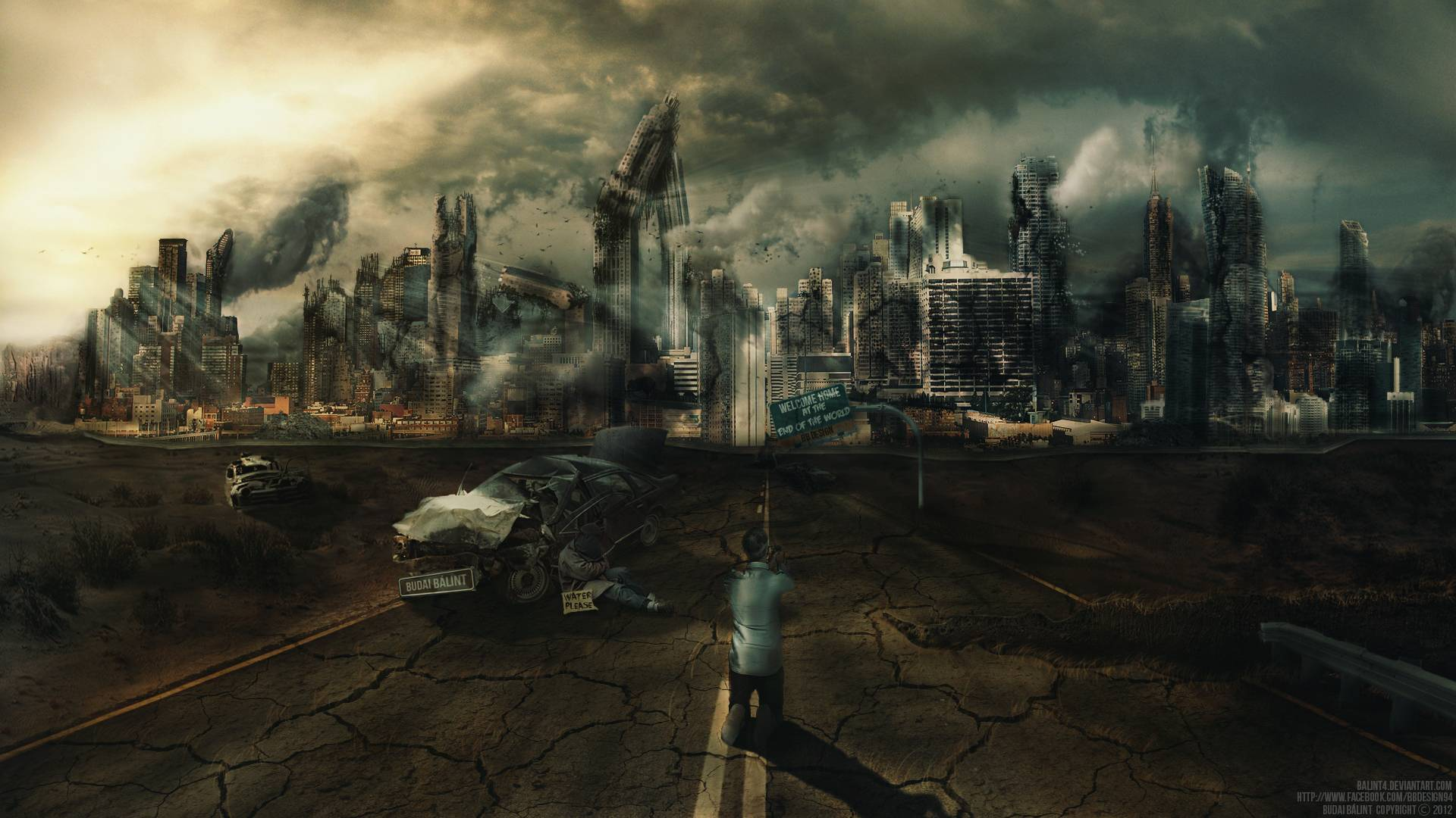 apocalyptic hd wallpaper 2560x1440 - photo #37
