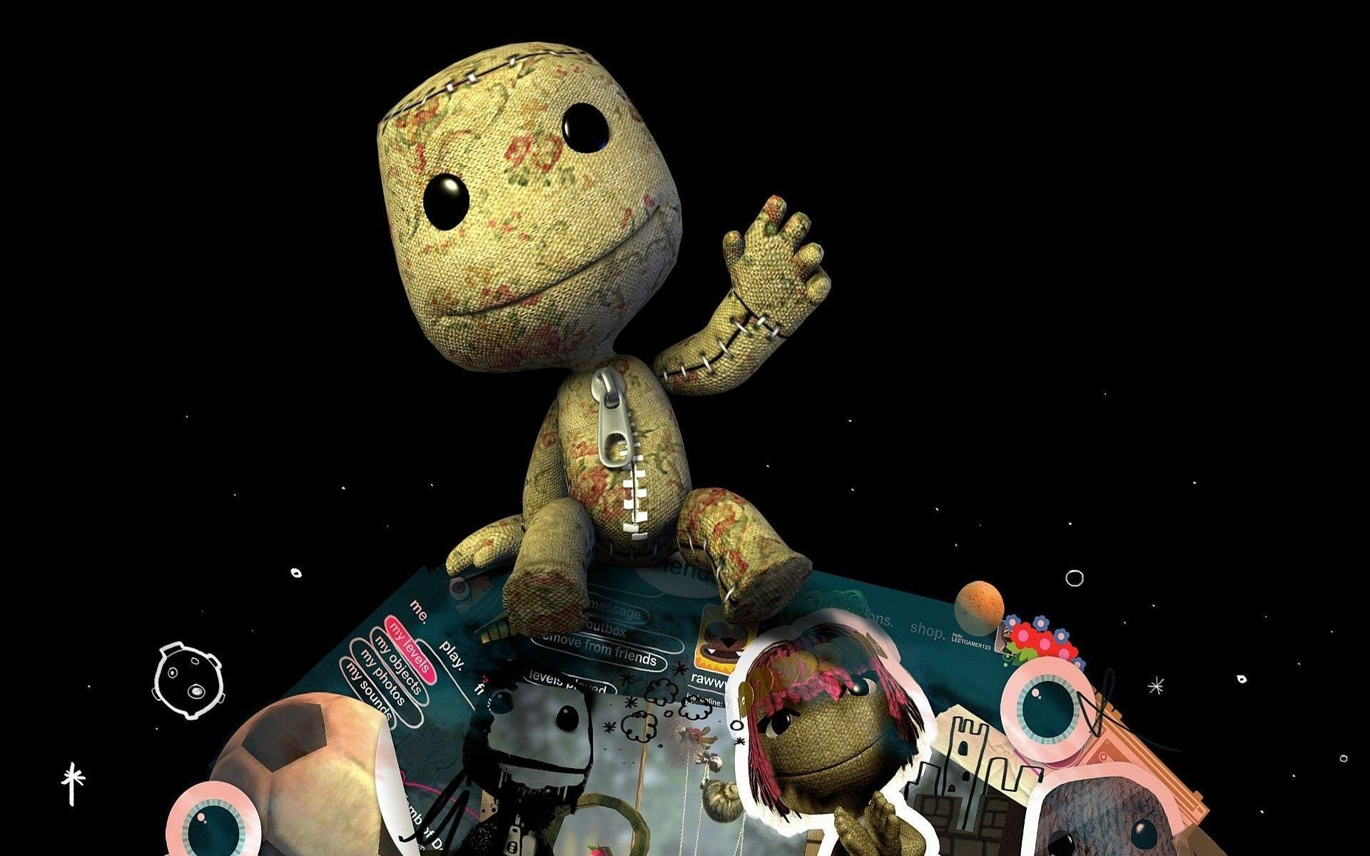 Little Big Planet Ps Vita wallpapers