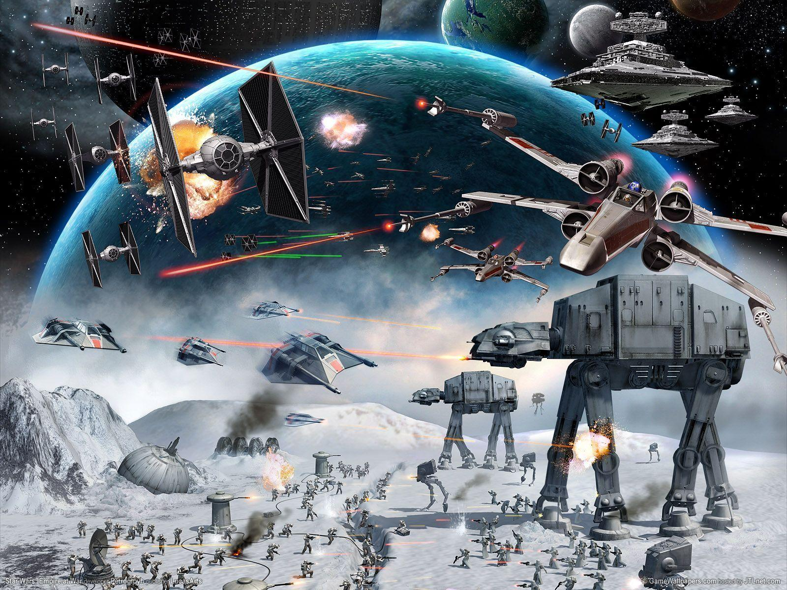 1600×1200 Star Wars Empire At War Desktop PC And Mac Wallpaper ...