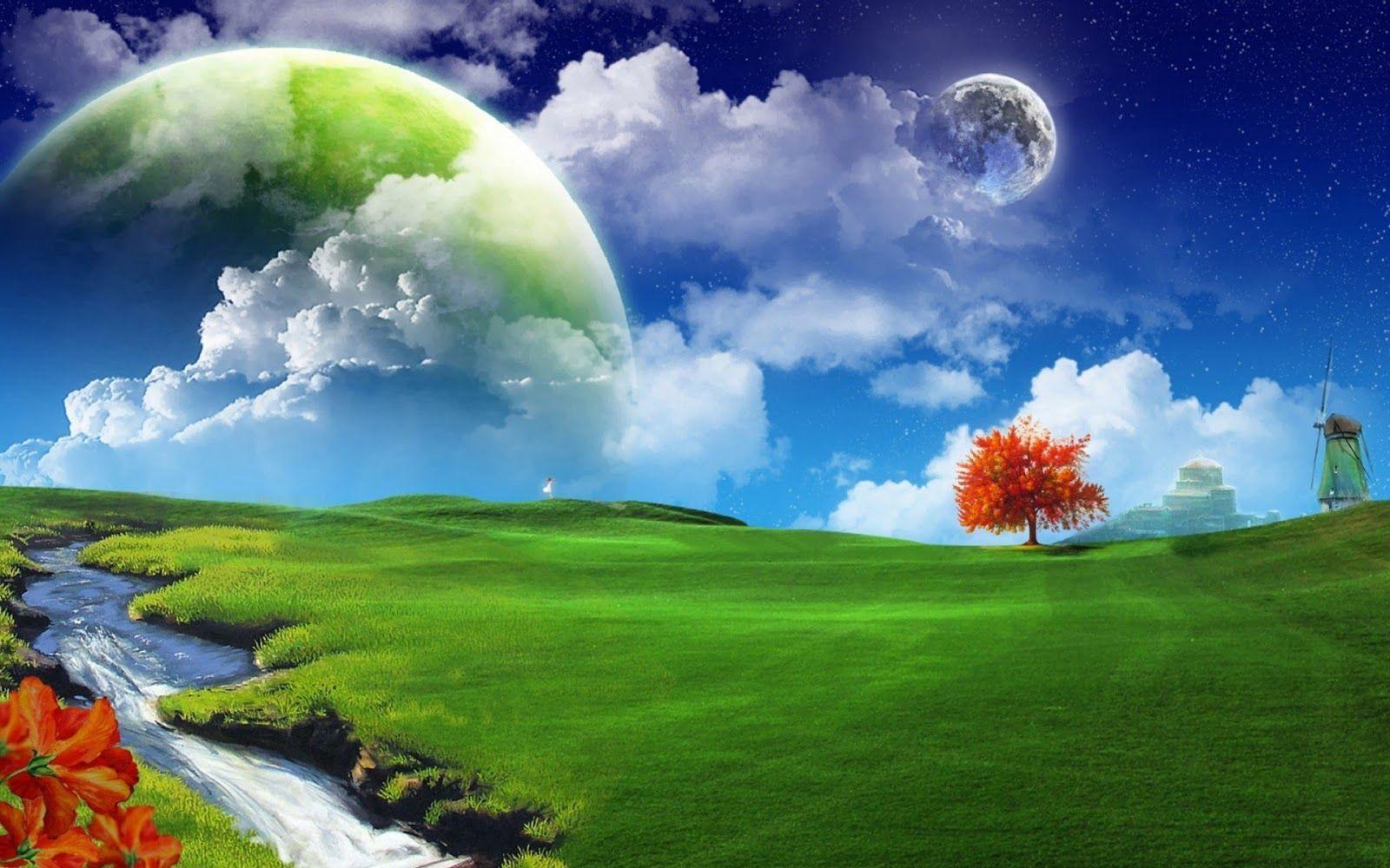 Dreamy Landscape HD Wallpapers | HD WALLPAPERS