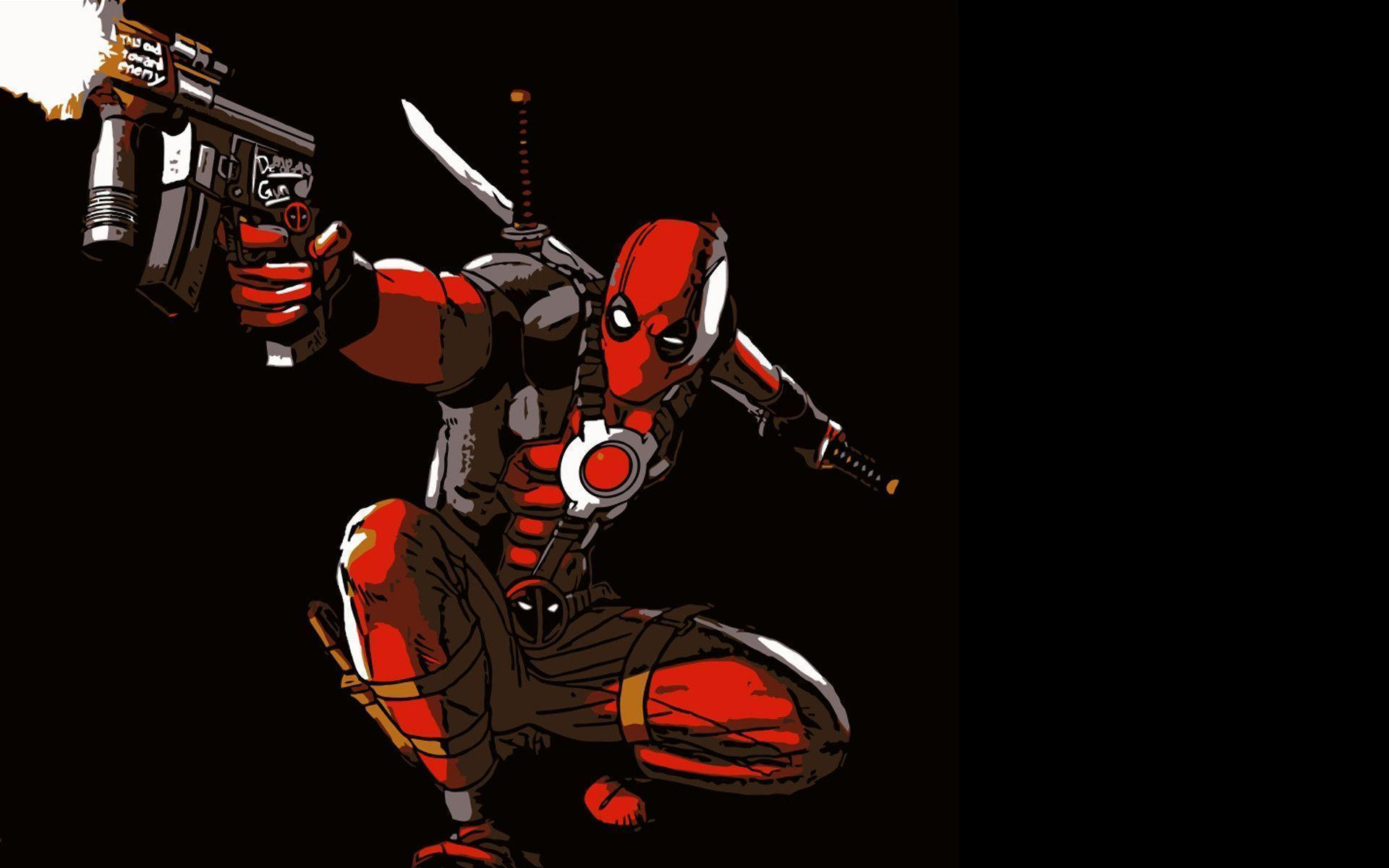Deadpool wallpaper - 982604