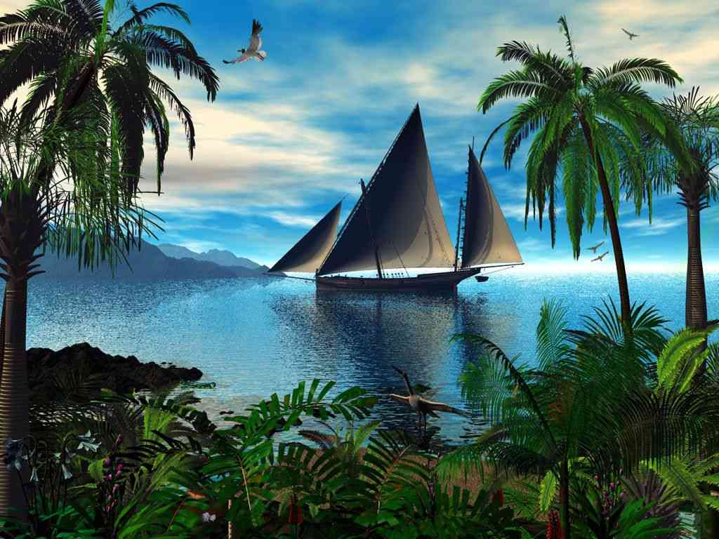 Wallpapers For > Beautiful Nature Wallpaper For Desktop 3d