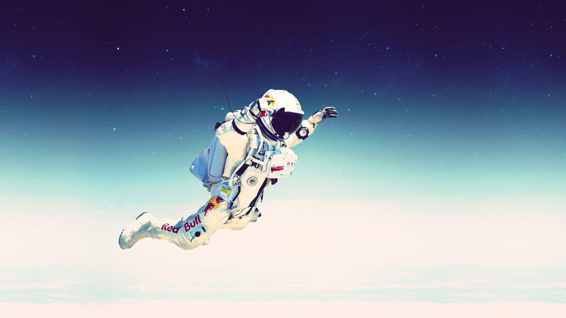 wallpapers trippy astronaut surfer - photo #26