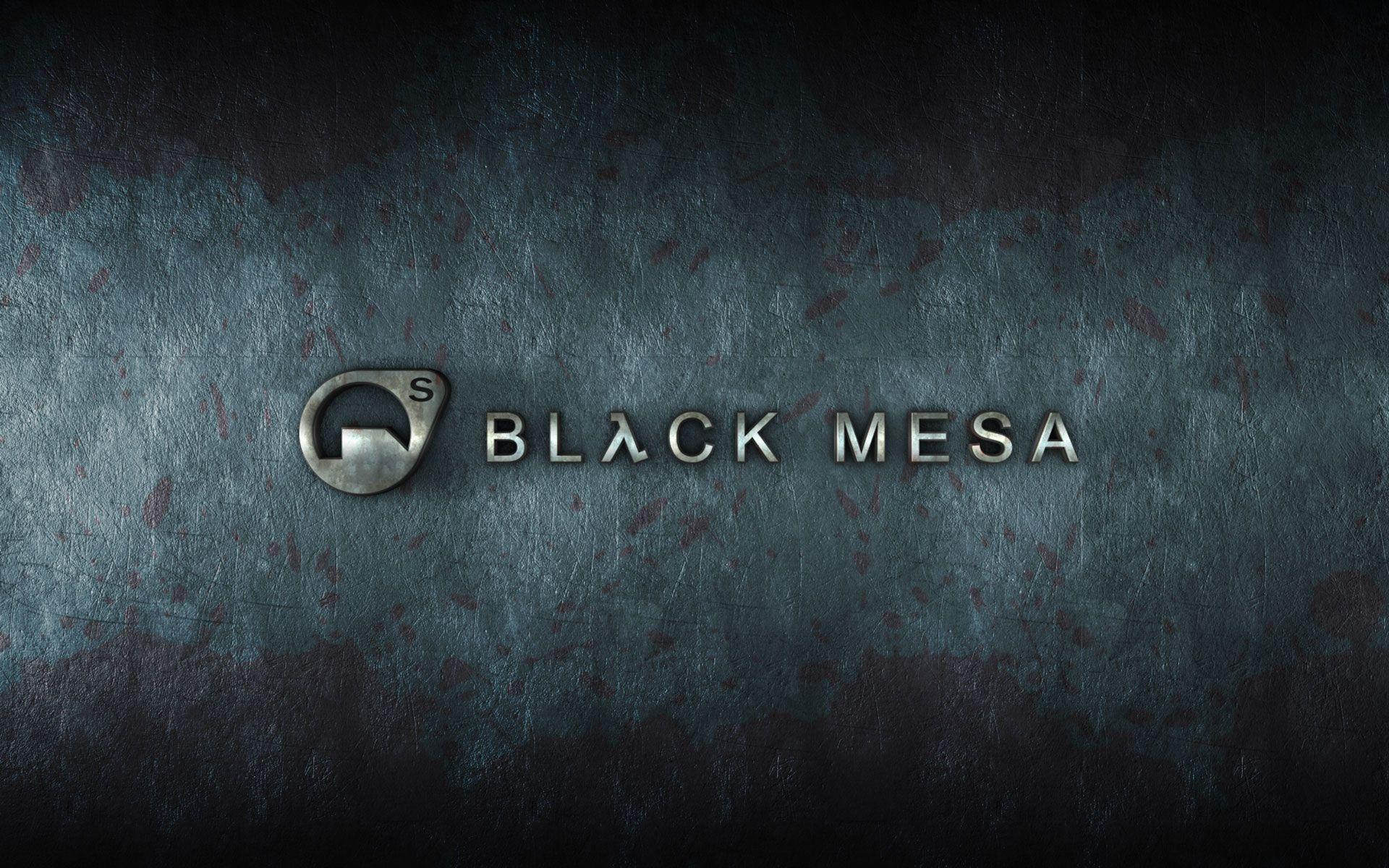 Images For > Black Mesa Wallpaper 1366x768