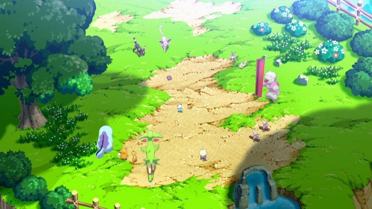 DeviantArt: More Like Pokemon Mystery Dungeon Unova B2W2 2012