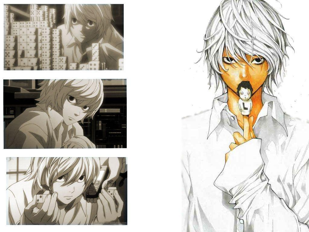 Wallpapers For > Death Note Wallpapers Near