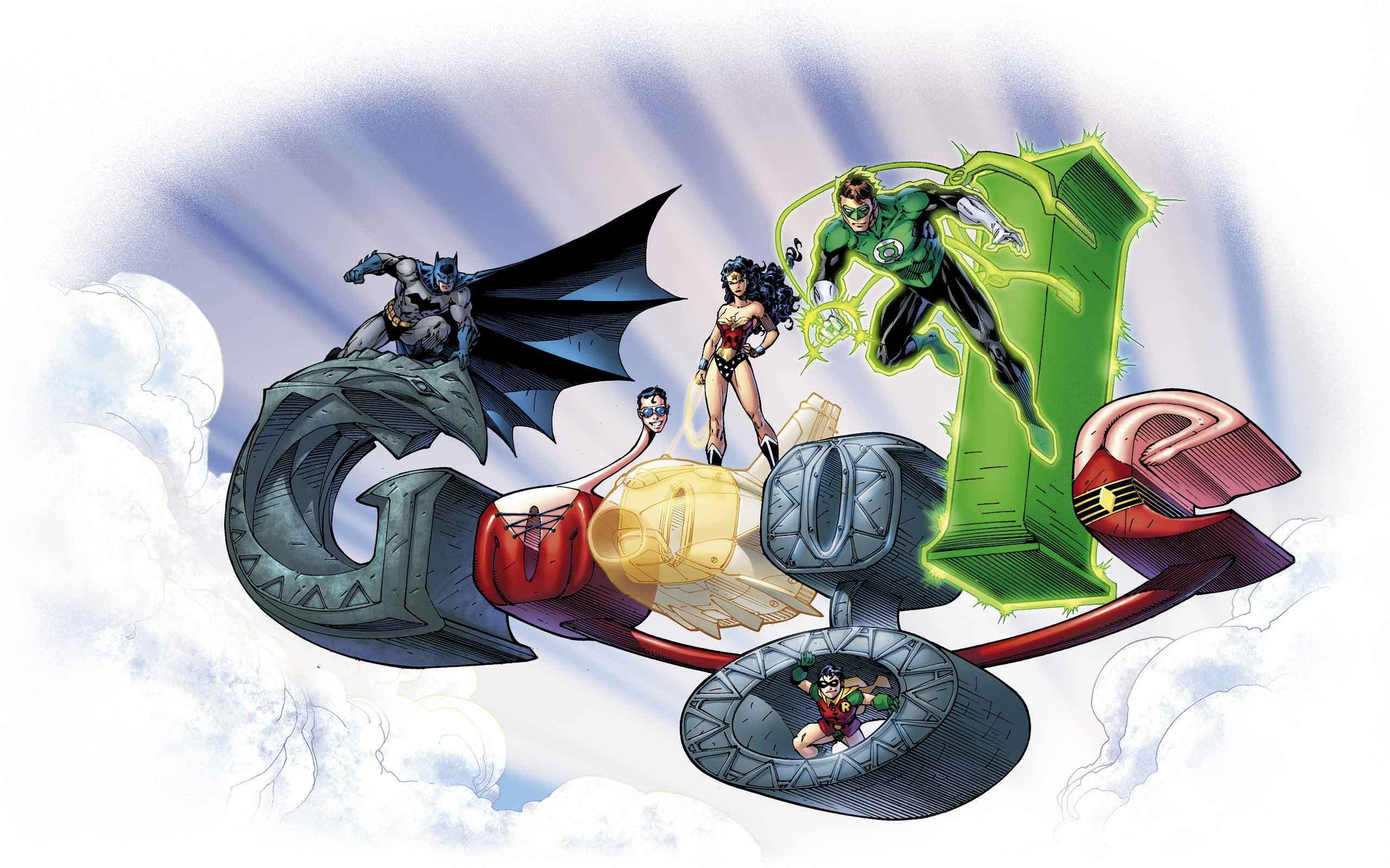 Google homepage themes gallery - Justice League Justice League Wallpaper 14196685 Fanpop