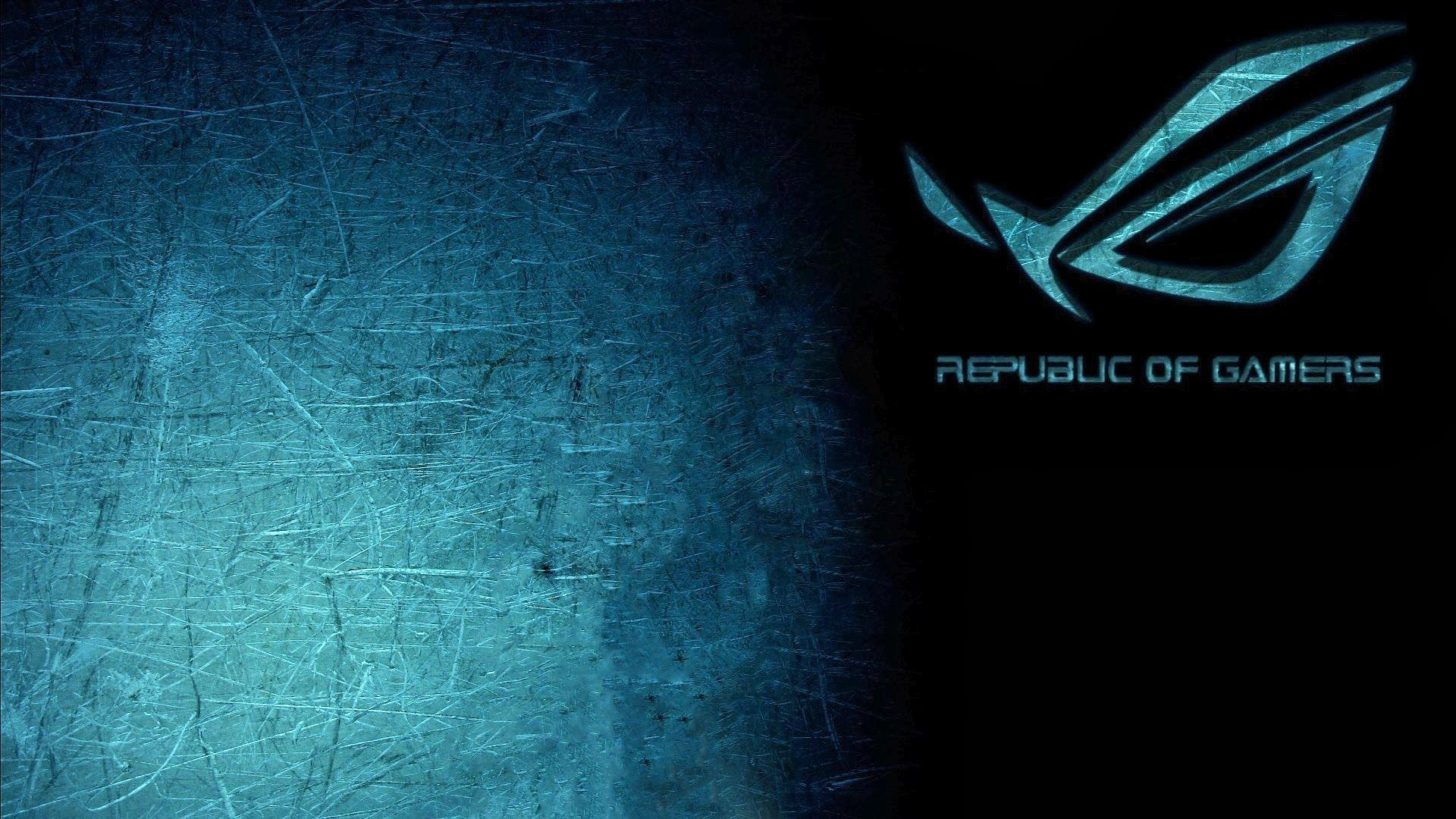 asus blue rog wallpaper - photo #15