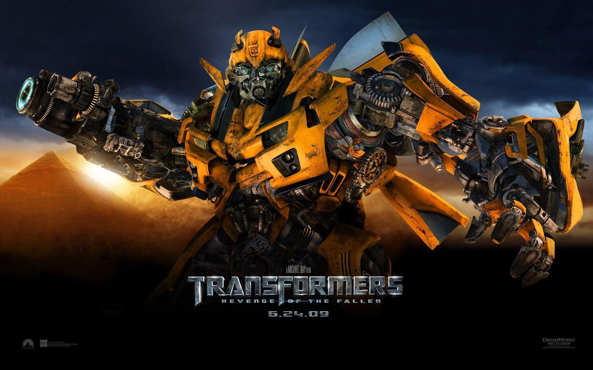 Download Transformers 2 Bumblebee Wallpaper Movies