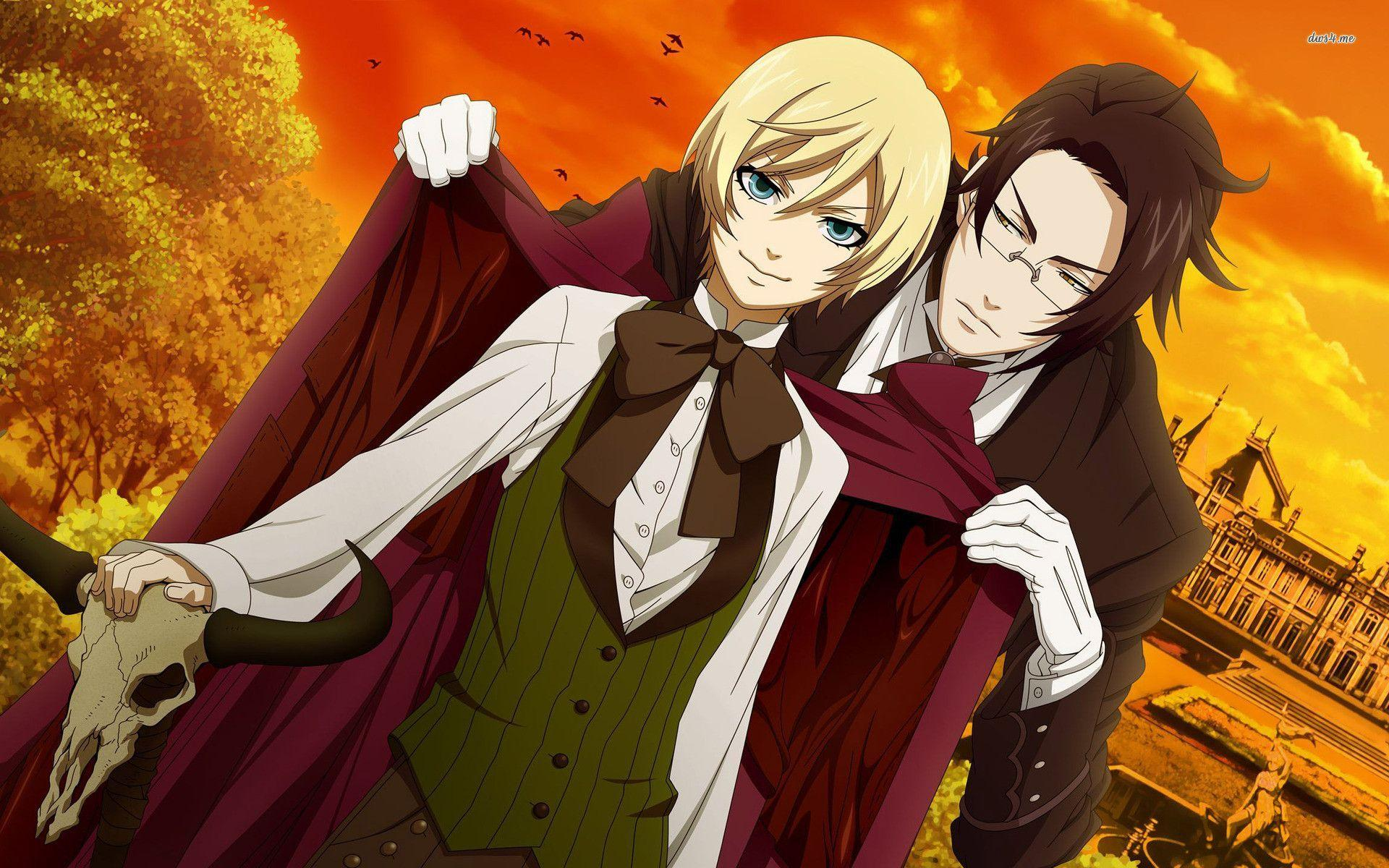 Most Downloaded Black Butler Wallpapers