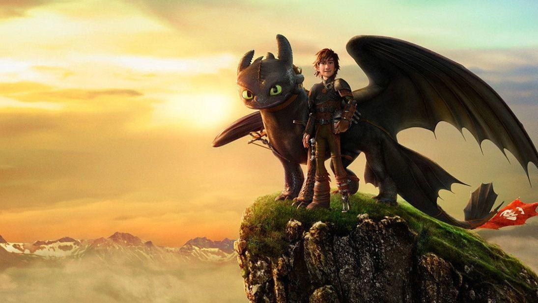 Hiccup Night fury Wallpaper - flipped | Images And Wallpapers ...