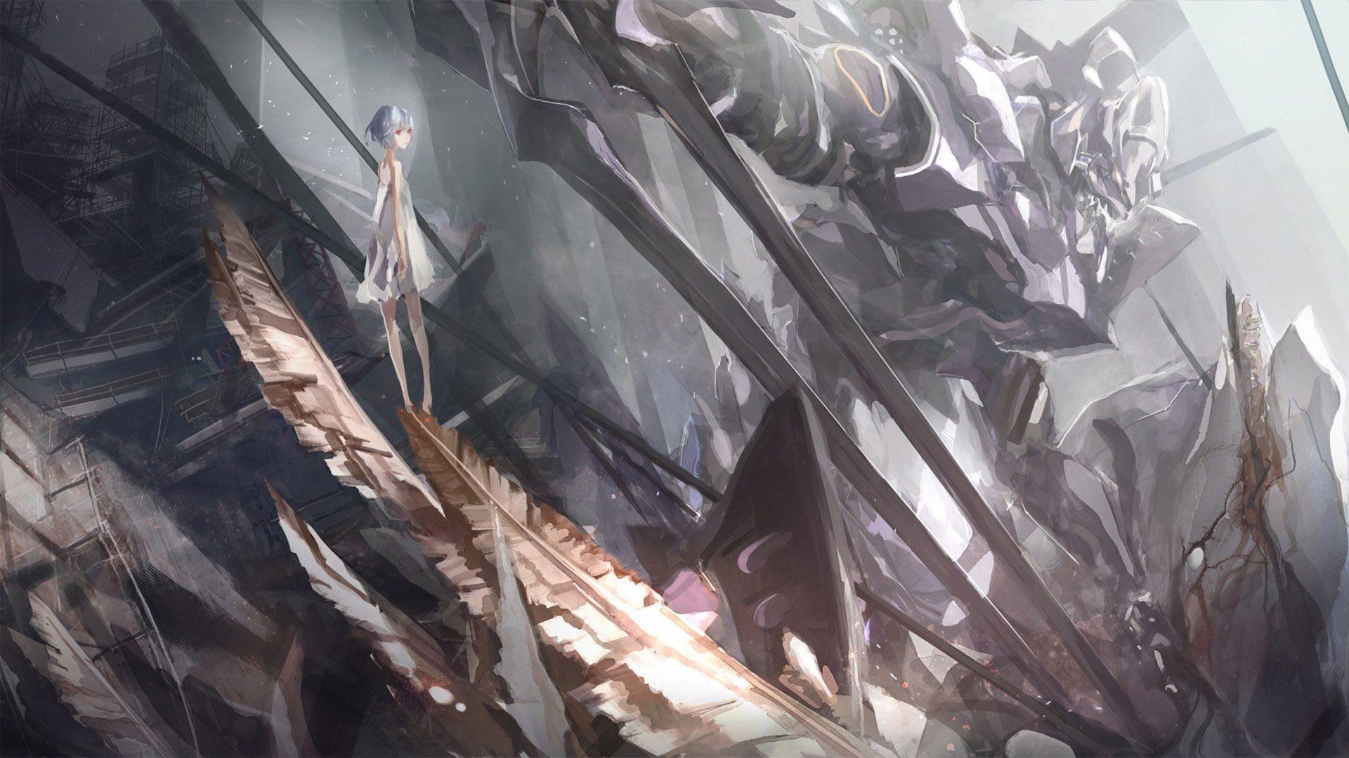 evangelion wallpaper hd anime - photo #7