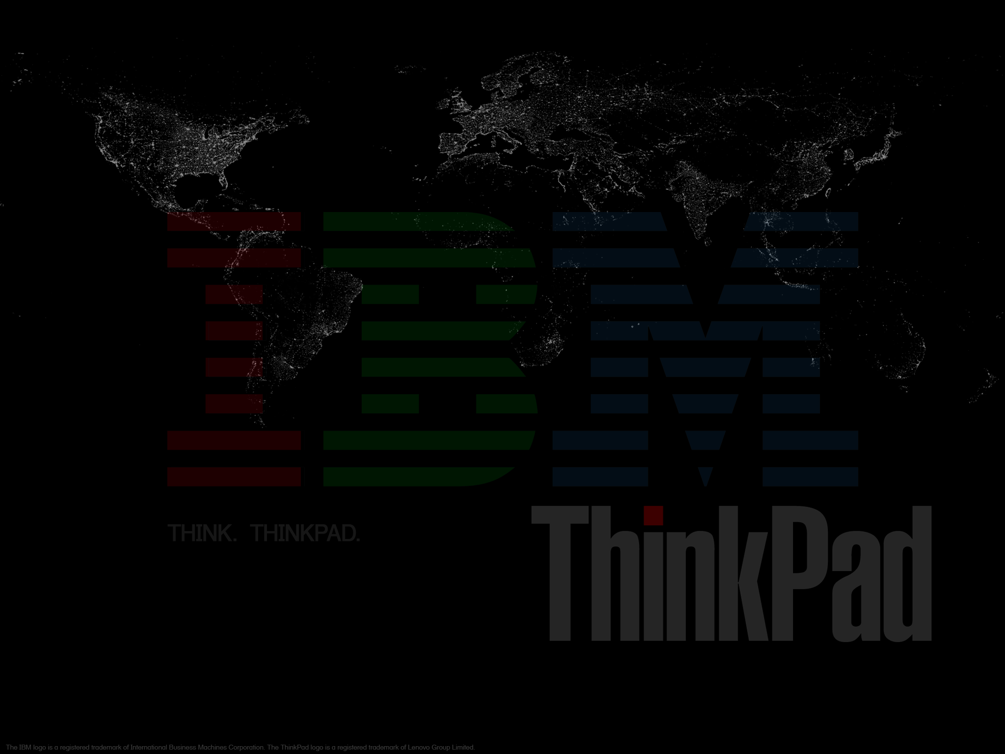 Ibm Thinkpad Wallpapers Wallpaper Cave