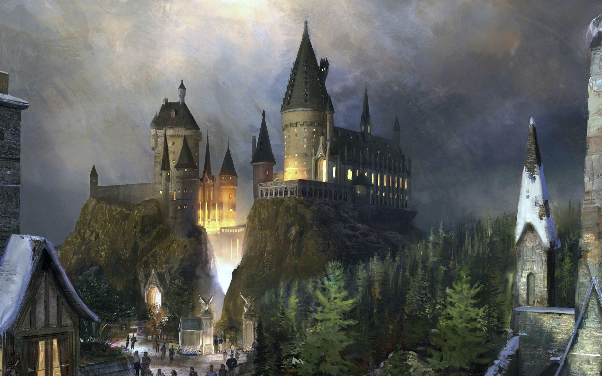 hogwarts desktop wallpaper - photo #6