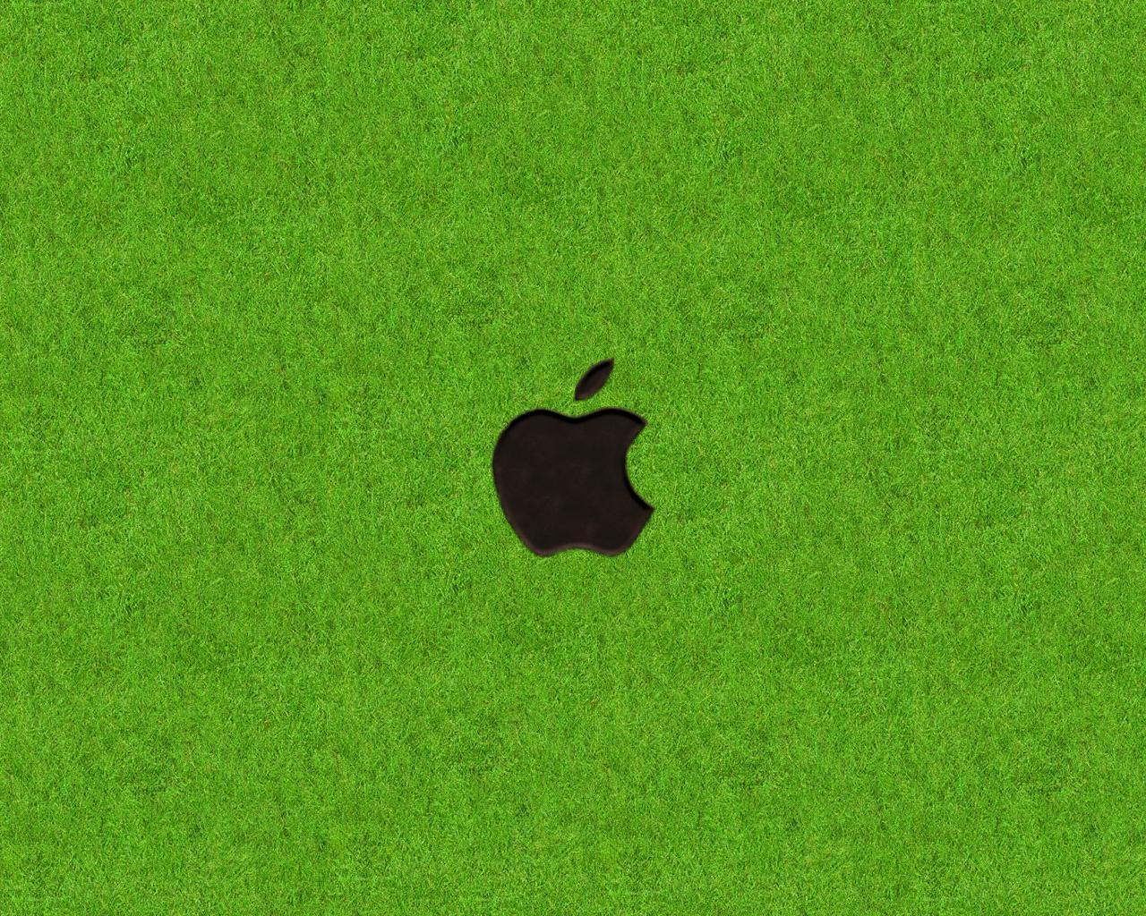 apple fruit background grass - photo #30
